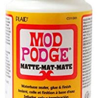 Mod Podge CS11301 8-Ounce, Matte