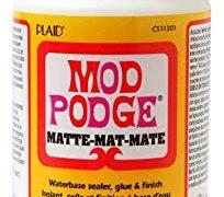 Mod Podge CS11301 8-Ounce, Matte