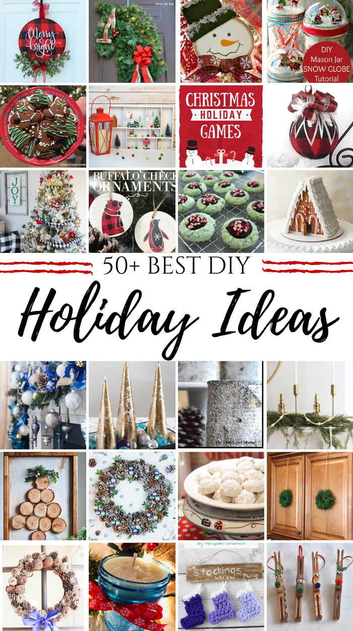 50+ Best Holiday Ideas