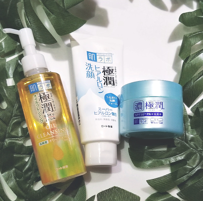 Hada Labo Skincare Products