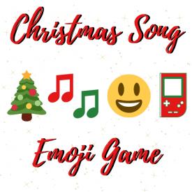 Christmas Song Emoji Game slider