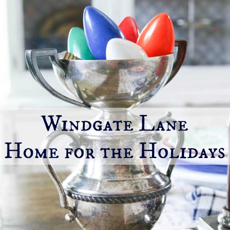 Home for the Holidays on Windgate Lane