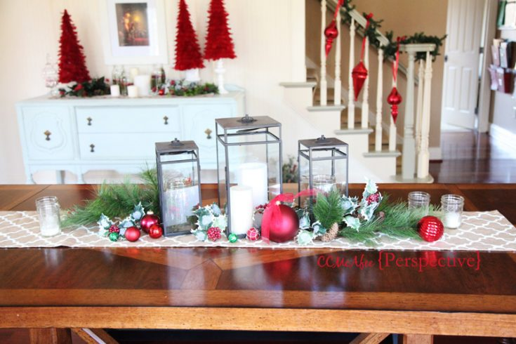 Perspective by CCMcAfee — Christmas Home Tour... Part 2 (2015) - BLOG