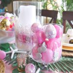 Easter Mermaid Tablescape