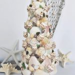 Seashell Christmas Tree Craft