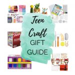 Teen Craft Gift Guide square slider
