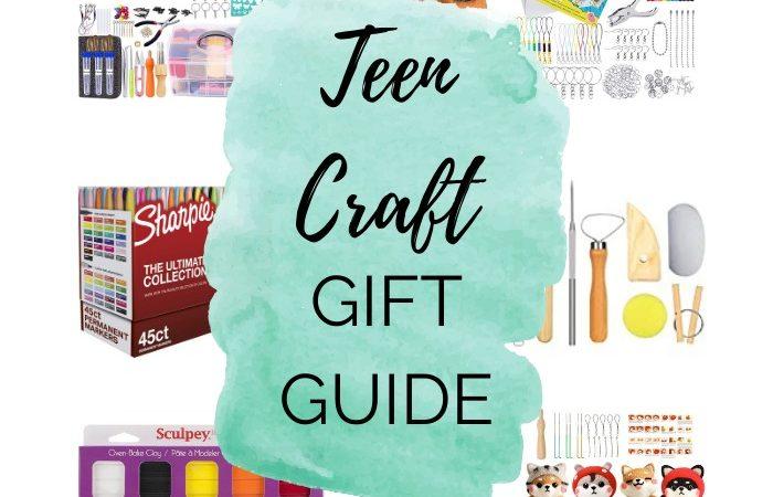 Teen Craft Gift Guide