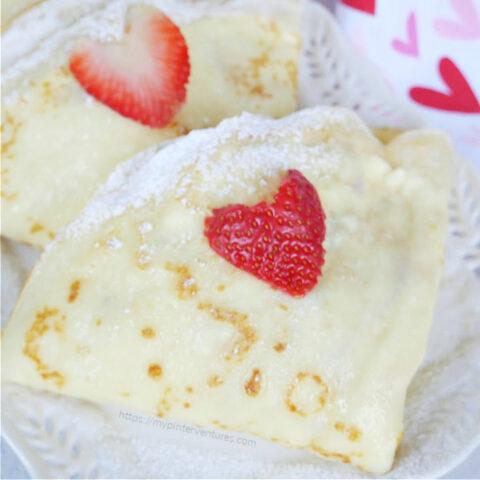 Easy Sweet Crepes Recipe