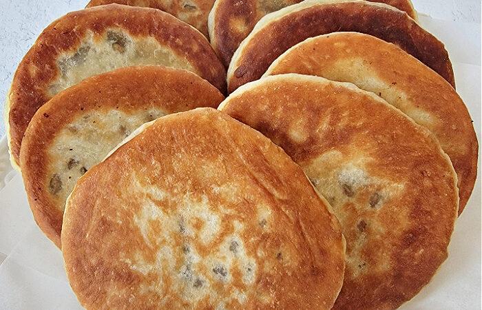 Hotteok Recipe - Stuffed Sweet Korean Pancakes