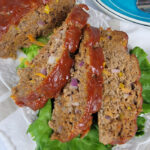 Quick and Easy Meatloaf Recipe slices