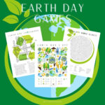 Free printable Earth Day Games