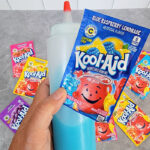 Easy DIY Shaved Ice Syrup Recipe with Kool-Aid